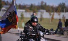 'Putina baikeri' Latvijā: vairums klubu sen pametuši, atlikušie pošas uz Berlīni