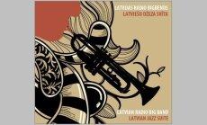 Latvijas Radio bigbends izdod CD 'Latviešu džeza svīta'