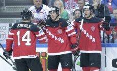 Trīs Kanādas hokejisti rezultatīvākie pasaules čempionāta spēlētāji
