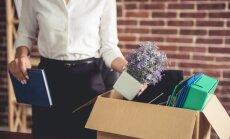 Laiks pakot mantiņas: zīmes, kuras liecina par iespējamu atlaišanu no darba