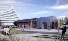 ФОТО: определен победитель эскиза развития Железнодорожного музея