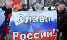 Krievijas tiesa: ar konstitūciju pretrunā esošie ECT spriedumi nav jāpilda