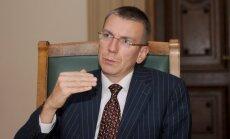 Rinkēvičs aicina aktivizēt Baltijas, Ziemeļvalstu un Japānas sadarbību