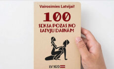 Pašmāju hits: Skutelis iesmej par Latvijas simtgades neprātu