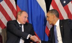 Обама призвал Путина избегать дальнейших провокаций