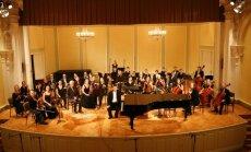 JVLMA simfoniskā orķestris sezonu slēgs ar Lista un Gliēra mūzikas koncertu