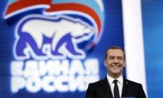 Krievijas valdošā partija plāno aģitēt ārzemēs, arī Latvijā