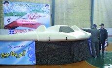 Irāna radījusi savu bezpilota lidmašīnu