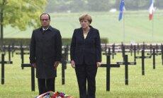 Европейские лидеры обещают отреагировать на теракт в Ницце