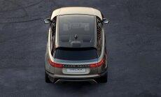 Jaunais 'Range Rover Velar' – starp 'Evoque' un 'Sport'