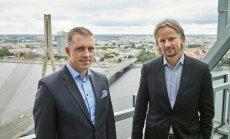 Руководитель Swedbank увольняется и покидает Латвию