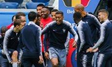 Франция или Бельгия: кто станет первым финалистом чемпионата мира по футболу?