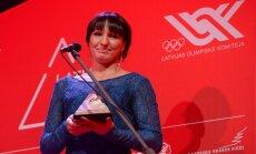 Latvijas labākajai sportistei Grigorjevai kļūdas dēļ piešķir mazāku prēmiju