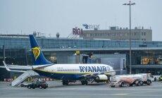 'Ryanair' no Rīgas uzsāk lidojumus jaunā maršrutā