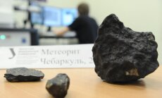 Zinātnieki: Čeļabinskas meteorīts nāk no 'Apollonu' grupas