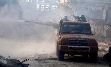 Tagad vai nekad: cīņai par Alepo abas puses ziedo visu