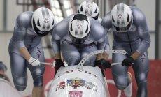Melbārža četrinieks pēc pirmās dienas Phjončhanā ieņem trīskārši dalītu piekto vietu, Ķibermanis ielaužas TOP10
