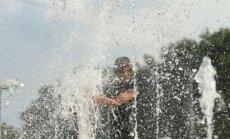 Pirmdien karstuma rekords pārspēts četrās novērojumu stacijās