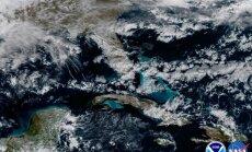 Foto: ASV modernākais meteo satelīts nosūtījis pirmos izcili kvalitatīvos attēlus
