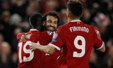 'Liverpool' vārtsargs Kariuss: mums ir labākais uzbrucēju trio pasaulē