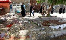 Uzspridzinoties pašnāvniekam, Bagdādē 20 bojāgājušie