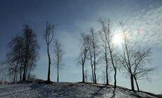Brīvdienas gaidāmas aukstas un saulainas