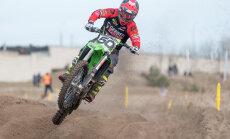 Latvijas izlasi 'Nāciju motokrosā' nevarēs pārstāvēt Roberts Justs