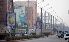 'Al Qaeda' Burkinafaso galvaspilsētā uzbrūk jau otrai viesnīcai