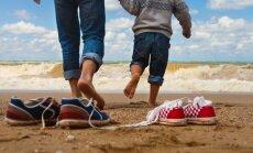 Bērna sišana liecina par pašdisciplīnas trūkumu: daudzbērnu tēvs dalās pieredzē par uzvedības regulēšanu