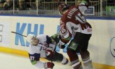 Rīgas 'Dinamo' KHL regulāro čempionātu atsāk ar spēli Sanktpēterburgā