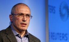 Ходорковский: люди голосуют за Путина от безысходности