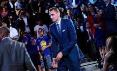 Pasečņiks izvēlas šovasar nespēlēt Latvijas basketbola izlasē