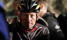 Laikraksts: Ārmstrongs atzinis savu vainu dopinga lietošanā