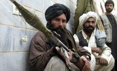 Talibi Afganistānā nolaupījuši 70 ciema iedzīvotājus; septiņus nogalinājuši