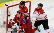 Hokeja 'saldais ēdiens' - Kanāda un Krievija noskaidro planētas spēcīgāko komandu