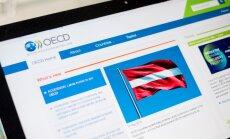 Latvijas dalību OECD aktīvi atbalstījušas Igaunija un ASV
