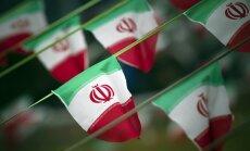 Irāna aizliedz ASV patēriņa preču ievešanu