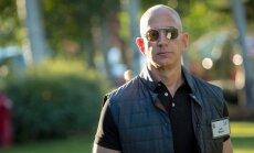 'Amazon' dibinātājs nogāž Geitsu no pasaules bagātākā cilvēka troņa