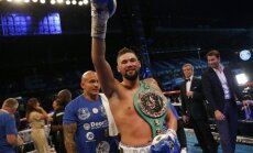 Par Brieža nākamo pretinieku kļūst jaunais WBC čempions Tonijs Beljū