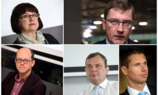 'Latvenergo' padomē apstiprina Rubesu, Bičevski, Liepiņu, Sedlacki un Ozoliņu