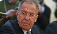 Lavrovs vizītē dosies uz Ziemeļkoreju