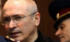 Krievijas tiesa pārskatīs abas Hodorkovska lietas