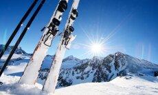 Traumas uz kalna: kā pasargāt mazākos braucējus un ko darīt savainojumu gadījumos