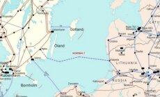 """Швеция и Польша помогли """"сбить"""" цены на электроэнергию в Латвии и Литве"""