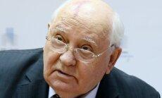 Горбачев разочарован тем, как ведут дела нынешние лидеры