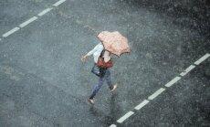Dienā vietām gaidāms neliels īslaicīgs lietus
