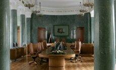 Pērn valdības sēdēs visretāk bijis Rinkēvičs, apzinīgākais - Bordāns, slimīgākais - Ķīlis