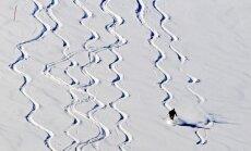 Žaks un Žanete Gedras kļūst par Latvijas kausa ieguvējiem slalomā