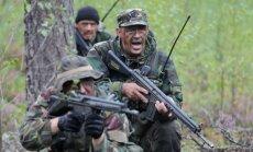 Газета: депутаты не спешат вступать в Земессардзе