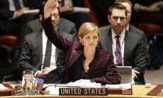ASV nemainīs Ukrainu pret Sīriju, sola Vašingtona